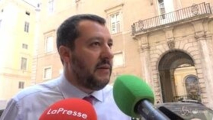 """Autonomie, Salvini: """"Al prossimo vertice anche i governatori, così chiariamo una volta per tutte"""""""