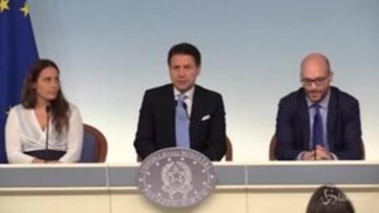 """Caso Lega-Russia, Conte: """"Fiducia in Salvini, ben venga l'inchiesta della magistratura"""""""