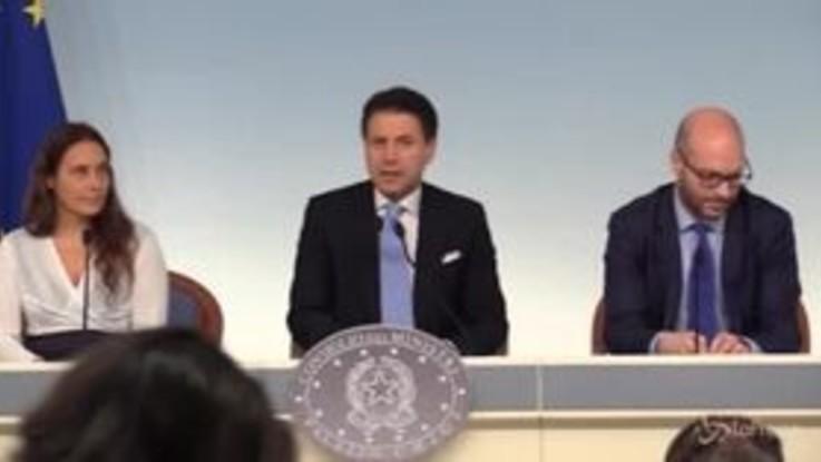 """Autonomie, Conte: """"Abbiamo fatto molto lavoro, sarà una riforma che rispetterà la Costituzione"""""""