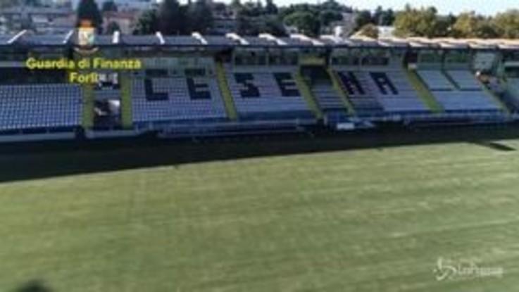 False plusvalenze tra Cesena e Chievo, Gdf sequestra 9 milioni di euro