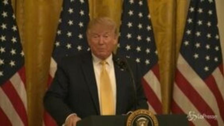 Trump contro Libra: il tycoon attacca la criptovaluta di Facebook