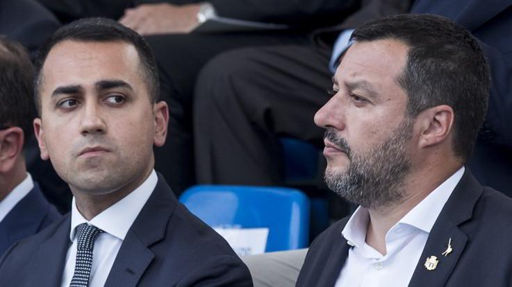 """Dl sicurezza bis, Salvini: """"O passano nostri emendamenti o per governo è un problema grosso"""""""