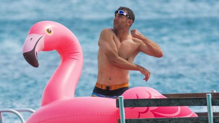 Andriy Shevchenko dal campo alla spiaggia: