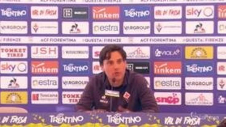"""Fiorentina, Montella: """"Chiesa? Non ci risulta voglia andare via"""""""