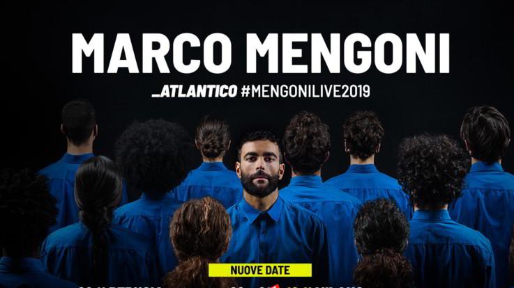Marco Mengoni, già sold out tre date del tour autunnale