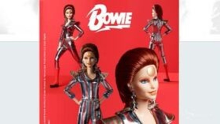 Barbie omaggia David Bowie
