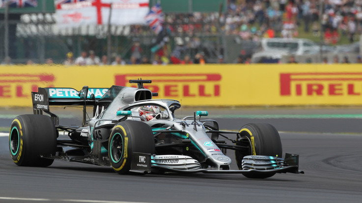 F1, Gp Gran Bretagna: trionfa ancora Hamilton, Leclerc terzo