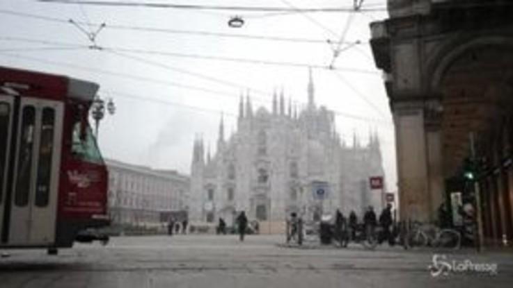 Rapporto Inps, a Milano un super ricco su due