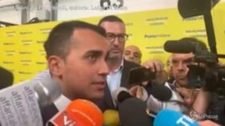 """Lega-Russia, Di Maio: """"Ok incontro sindacati ma non per sviare da chiarimento"""""""