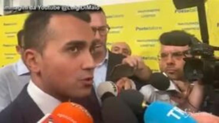 """Lega-Russia, Di Maio: """"Salvini vada a riferire in Parlamento, non svii"""""""