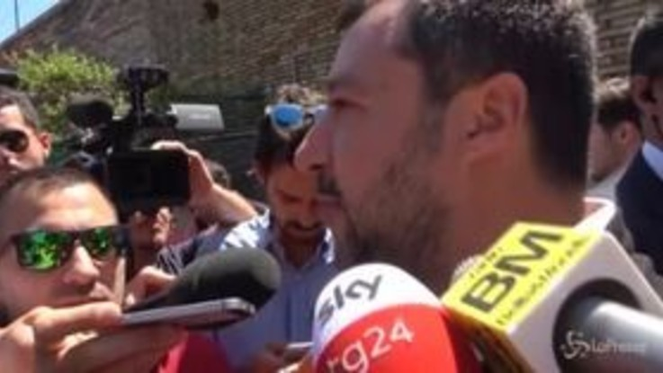 """Camilleri, Salvini: """"Guardo e continuerò a guardare Montalbano"""""""