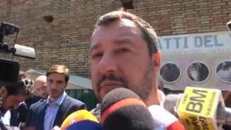 """Lega-Russia, Salvini: """"Non riferisco sulla fantasia, aspetto chiusura indagini"""""""