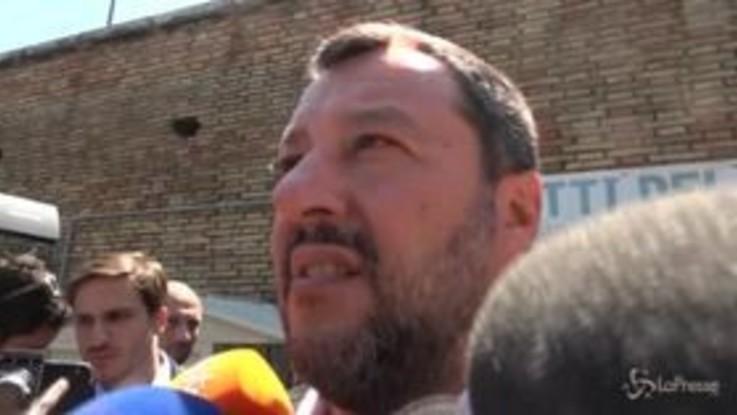 """Ue, Salvini: """"Giorgetti commissario? Abbiamo più di una soluzione"""""""