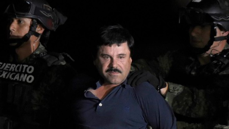 El Chapo condannato all'ergastolo a New York