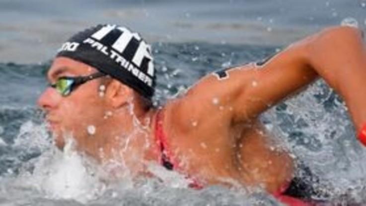Mondiali di nuoto, Paltrinieri guida all'argento la staffetta azzurra del fondo