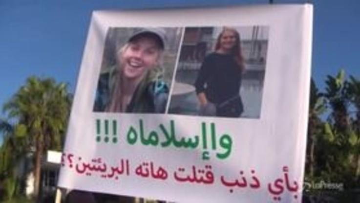 Marocco, tre condannati a morte per l'assassinio delle turiste scandinave