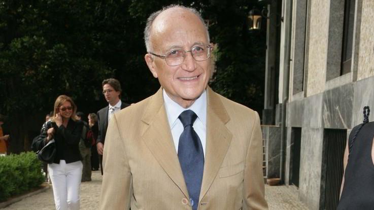 Morto Francesco Saverio Borrelli: era a capo del pool di Mani Pulite