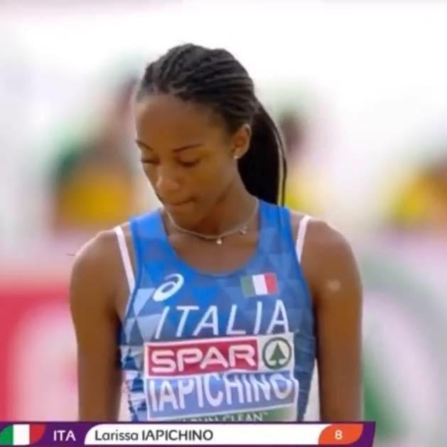Atletica, Europei U20: Larissa Iapichino oro come mamma Fiona May