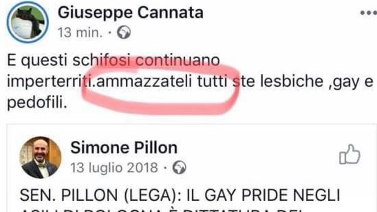 """Vercelli, consigliere comunale Fdi contro i gay: """"Ammazzateli tutti"""". Meloni lo scarica: """"Parole gravissime"""""""