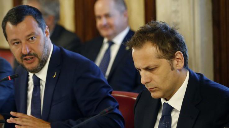"""Caso Siri, Arata intercettato: """"Salvini ha chiamato a casa nostra"""""""