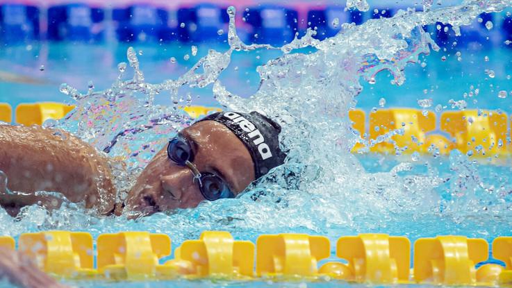 Mondiali di nuoto, primo oro all'Italia: Quadarella vince 1500 stile libero