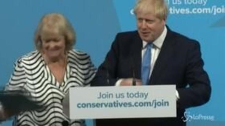 Boris Johnson nuovo leader Tory, sarà premier