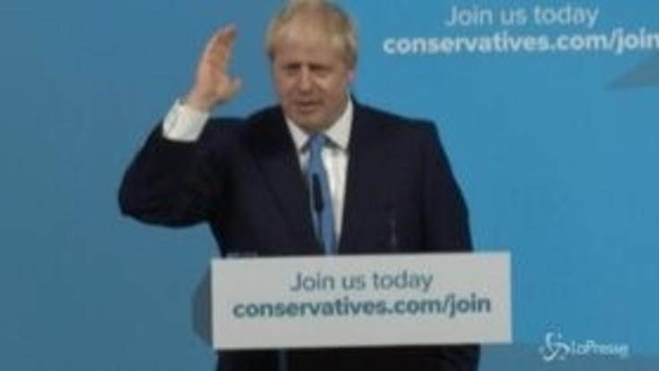 Gb, oggi Boris Johnson sarà il nuovo premier