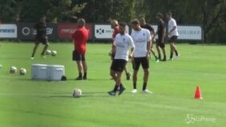 Icc, il Milan parte con una sconfitta contro il Bayern Monaco