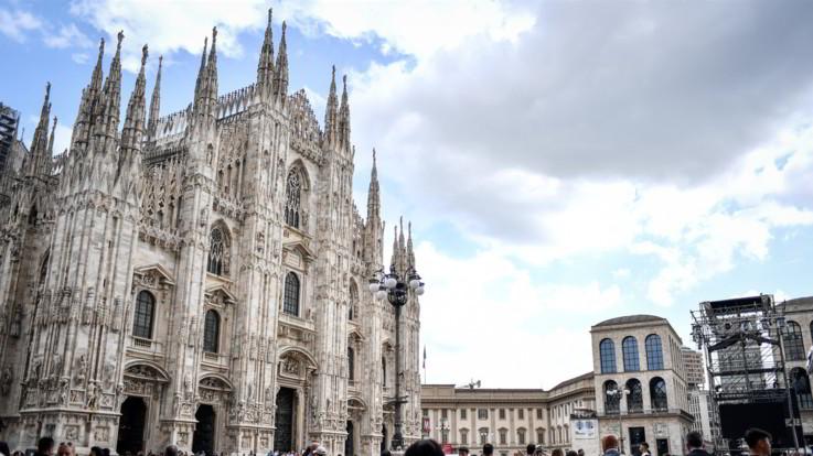 Una app per scoprire il Duomo di Milano: la cattedrale come non l'avete mai vista
