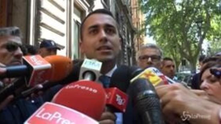 """Autonomia, Di Maio: """"Si farà, ma noi saremo garanti unità nazionale"""""""