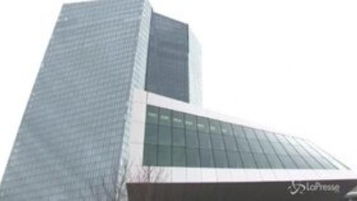 Bce apre a taglio tassi e a nuovo Quantitative Easing