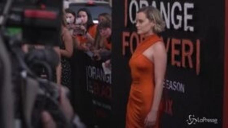 """""""Orange Is the New Black"""", il cast presenta la 7ma stagione a New York"""