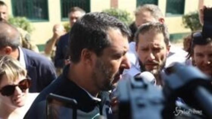 "Tav, Salvini: ""Con M5S no sintonia"""