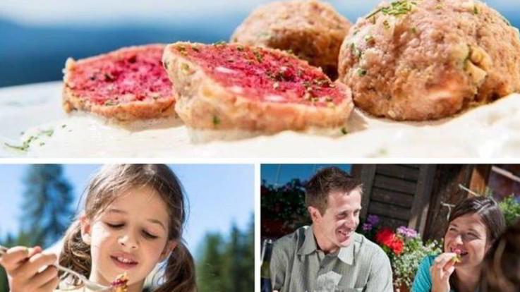 Dolomiti: il sapore della Val d'Ega