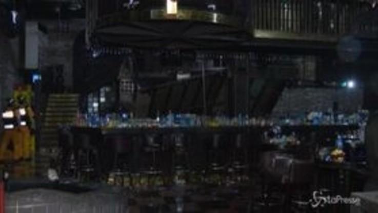 Corea del Sud, crolla balcone in discoteca: due morti e venti feriti