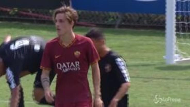 Amichevoli: Roma-Rieti 7-0, i gol dei giallorossi