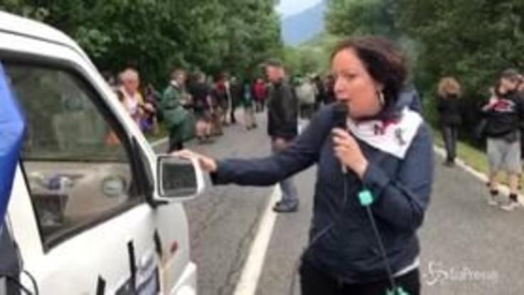 """Marcia No Tav, l'attivista di Askatasuna: """"Non ci sono governi amici"""""""
