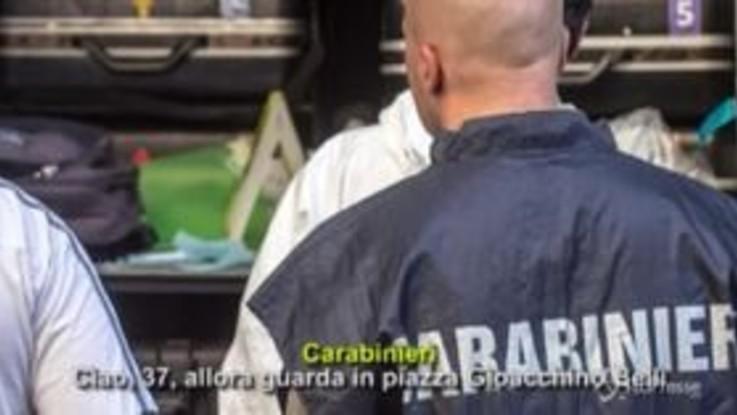 """Carabiniere ucciso a Roma, la telefonata di Brugiatelli al 112: """"Mi hanno derubato"""""""