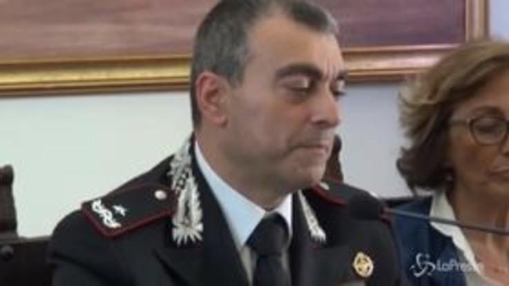"""Carabiniere ucciso, l'Arma: """"Era in servizio senza pistola"""""""