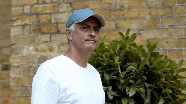 """Mourinho: """"Voglio tornare in panchina, ho il fuoco dentro"""". E spunta l'ipotesi Valencia"""