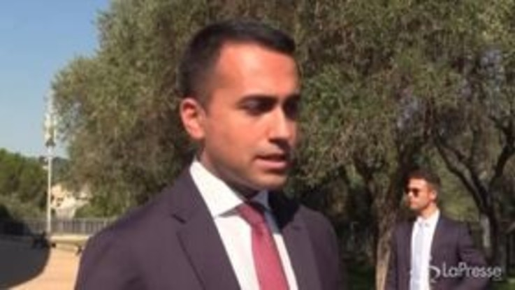 """Riforma Giustizia, Di Maio: """"Troppi no dalla Lega"""""""