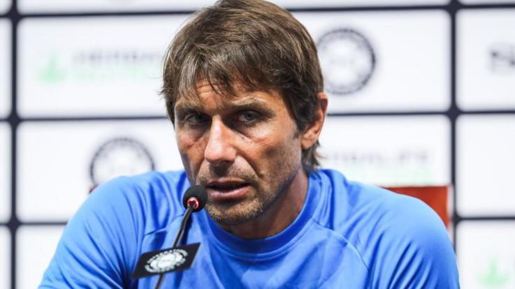 """Inter, Conte regalo Dzeko per i 50 anni: """"Zhang farà cose importanti"""""""