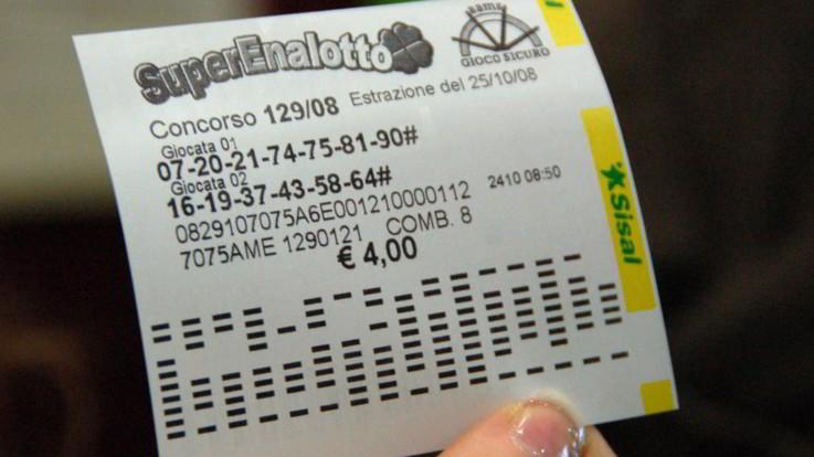Il Jackpot del Superenalotto resiste e vola a 199,40 milioni: è il più alto di sempre