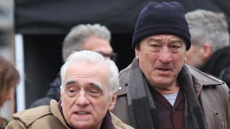 Netflix diffonde il trailer del nuovo film di Scorsese con De Niro e Al Pacino