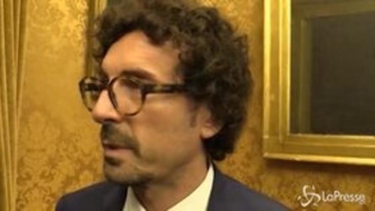 """Tav, Toninelli: """"L'Aula deciderà la sorte dei contributi degli italiani"""""""