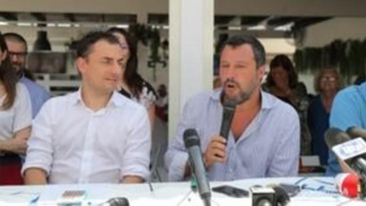 """Ddl giustizia, Salvini: """"La Lega vuole riforme efficaci, non cose di passaggio per avere due titoli"""""""