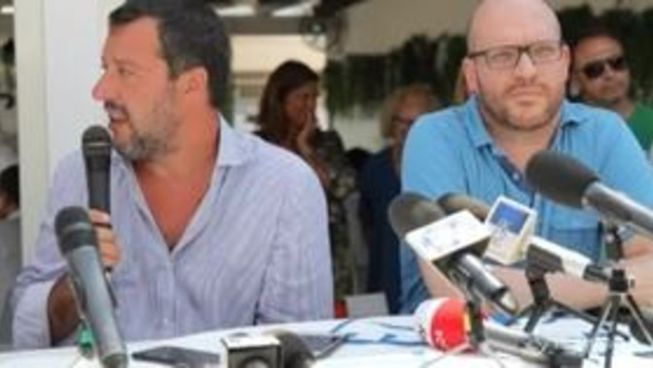 "Definisce donna rom ""zingaraccia"": bufera su Salvini"