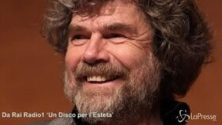 """Messner fa pace con Jovanotti: """"A Plan de Corones ci sarà una stretta di mano e sarà tutto a posto"""""""