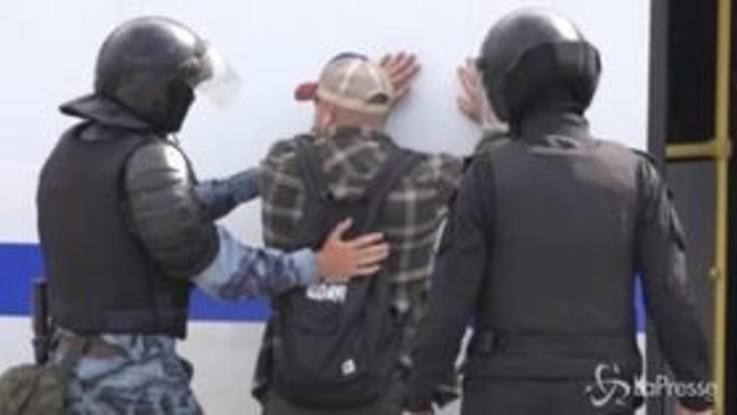 Mosca, 600 arresti alle proteste contro Putin
