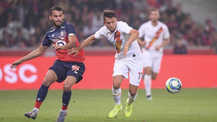 Calcio, la Roma batte il Lille 3-2 in amichevole